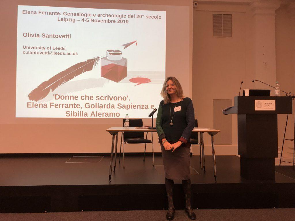 Internationaler Workshop Elena Ferrante