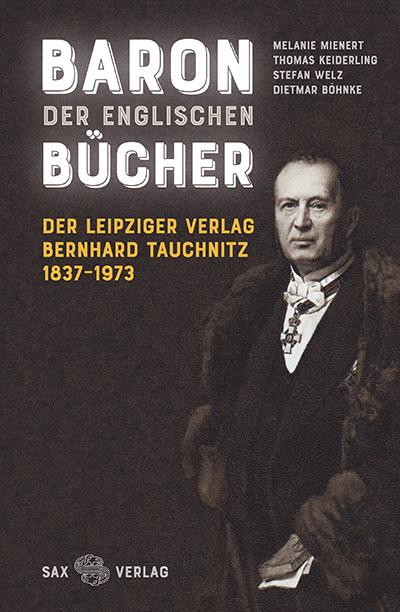 Cover Baron der englischen Bücher 978-3-86729-201-6