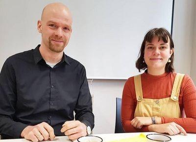 Paul Lehman zu Gast im Wissenschaftspodcast der Universität Leipzig