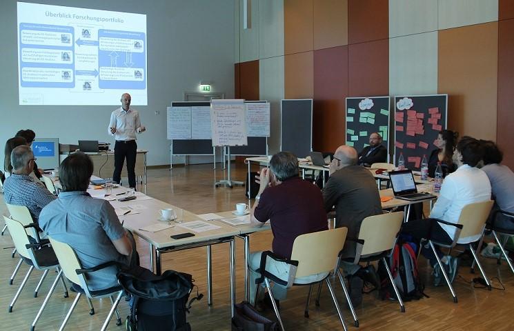 Workshop zur räumlichen Verteilung des Ausbaus der Windenergie an Land