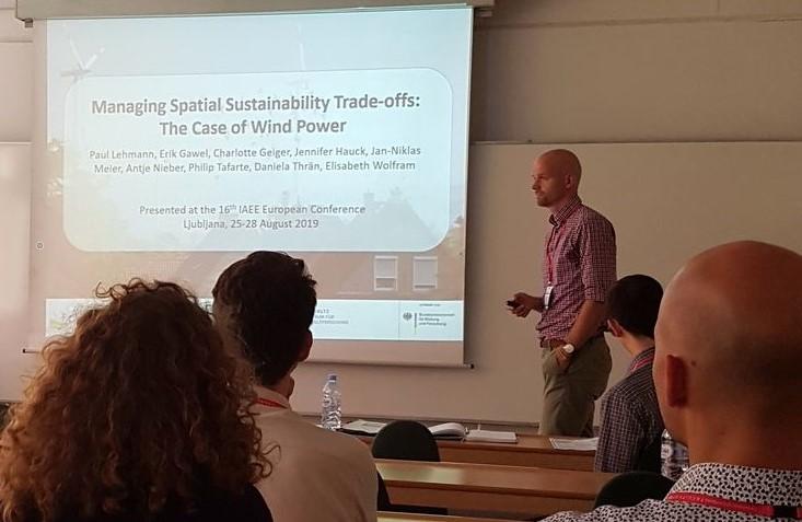 MultiplEE präsentiert Forschungsergebnisse auf IAEE in Ljubljana