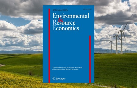 """Neue Publikation: """"Commitment Versus Discretion in Climate and Energy Policy"""""""