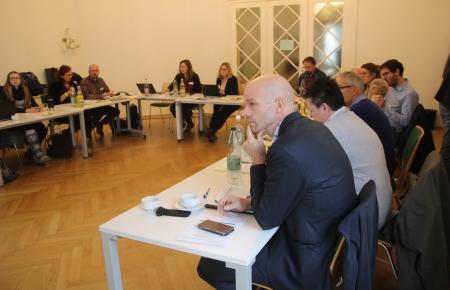 Forschungsgruppe MultiplEE lädt zum Beiratstreffen