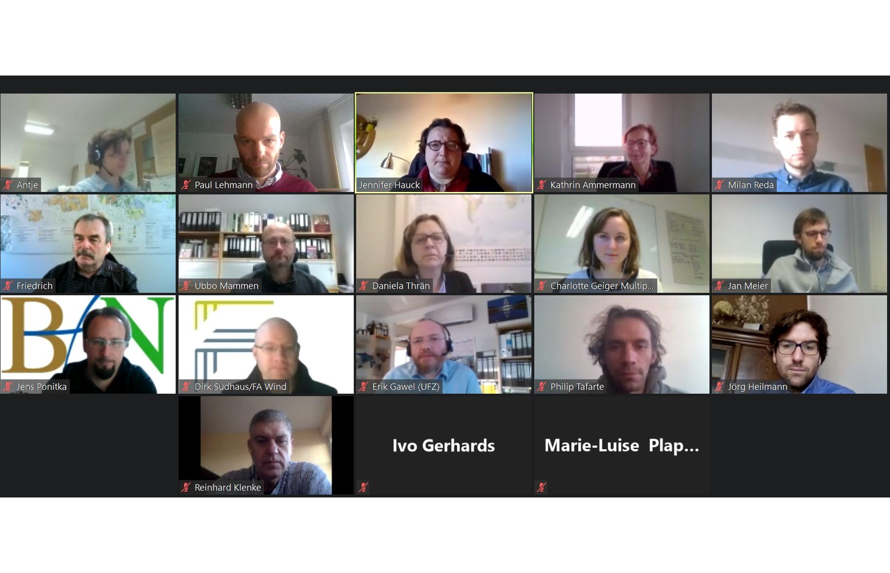 MultiplEE-Team organisiert virtuelles Beiratstreffen