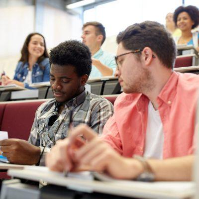 MIKO Studierende im Vorlesungssaal