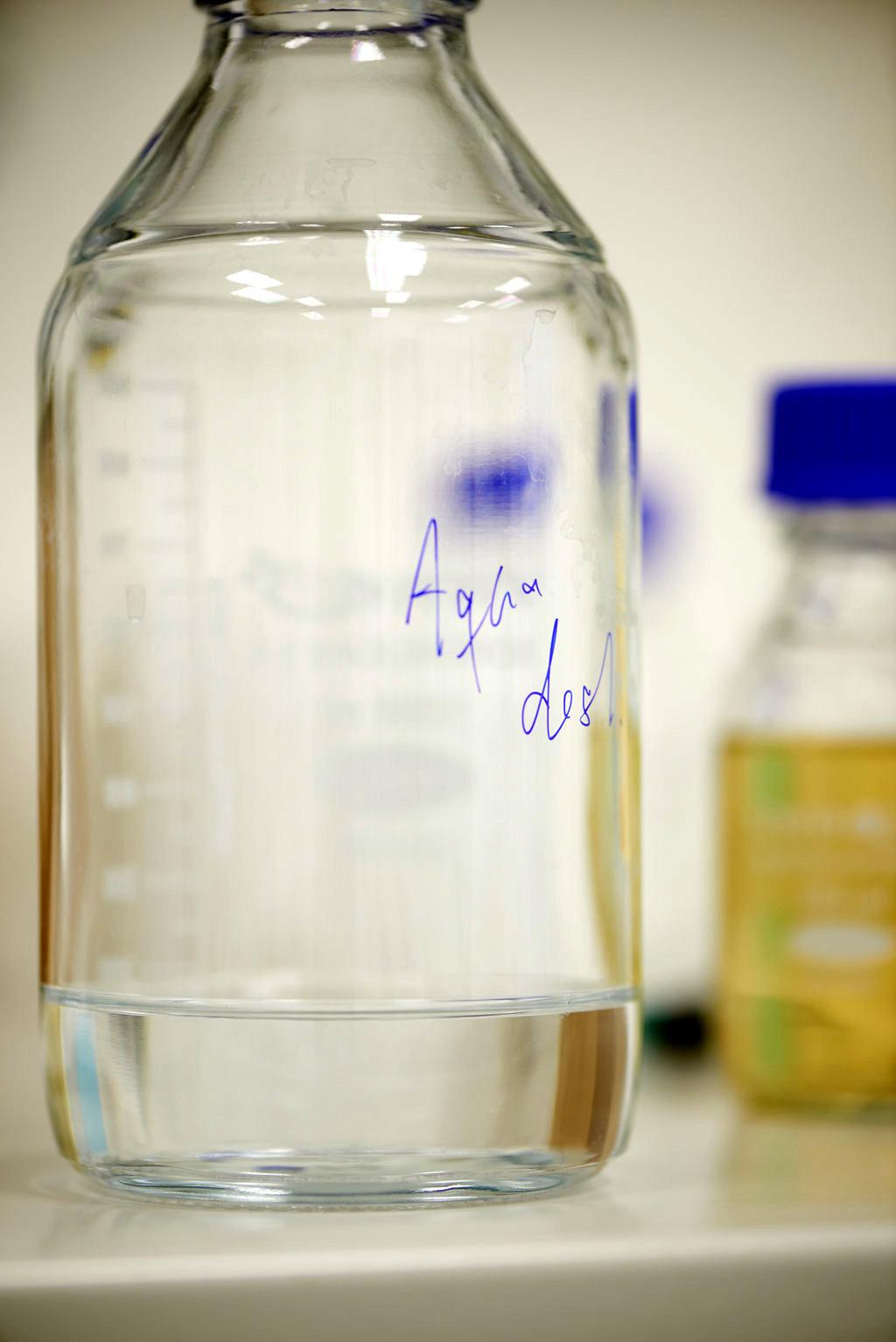naturwissenschaftliche Forschungstage – Projekt Wasser