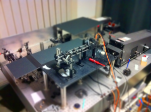 Photothermal Setup