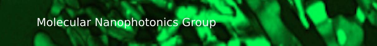 Molecular Nanophotonics Group